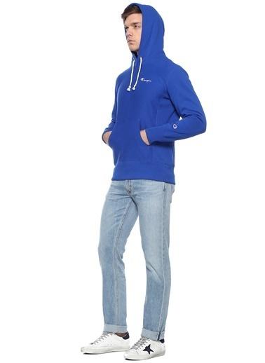 Champion Sweatshirt Lacivert